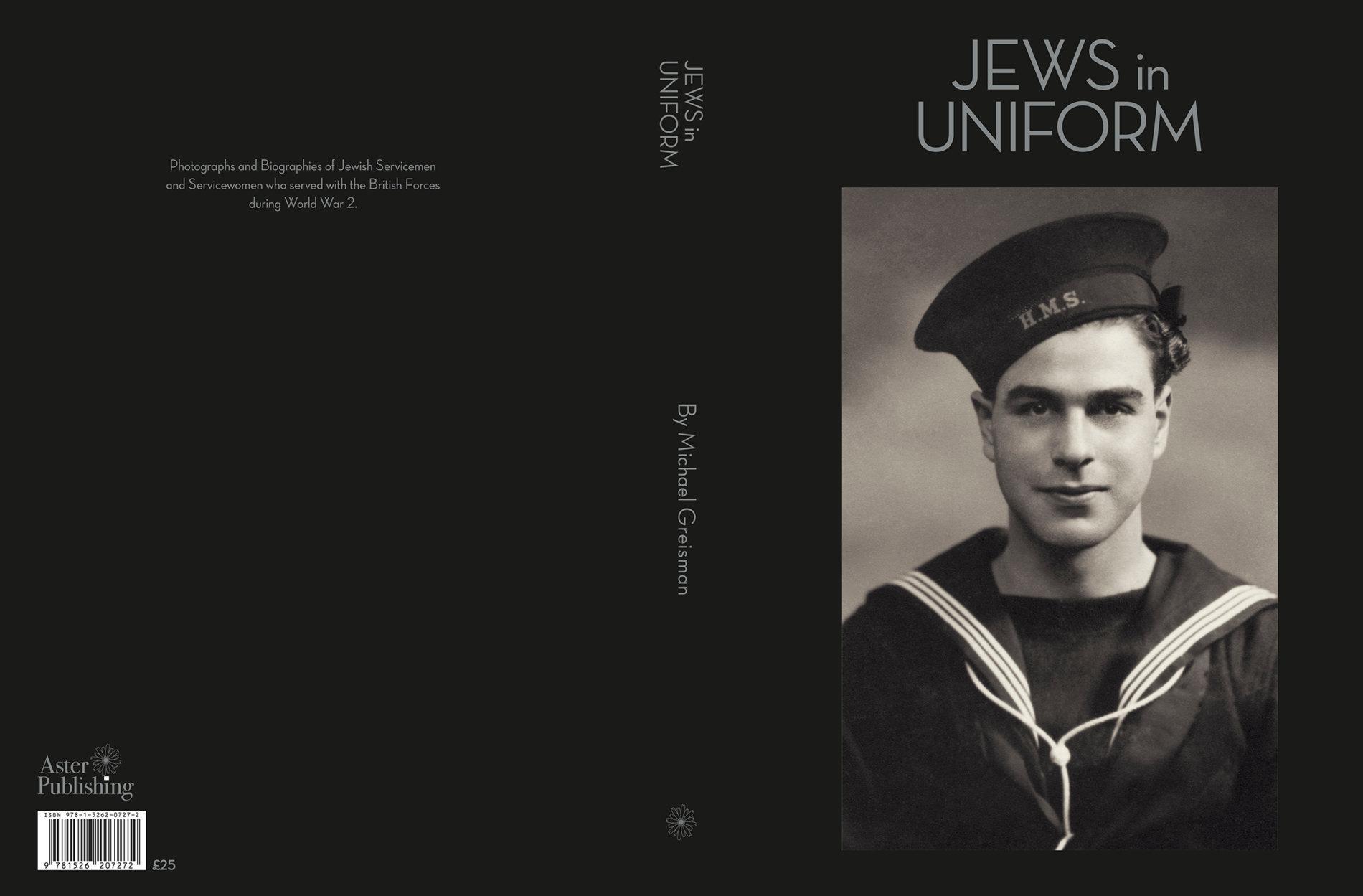 Jews in Uniform by Michael Greisman