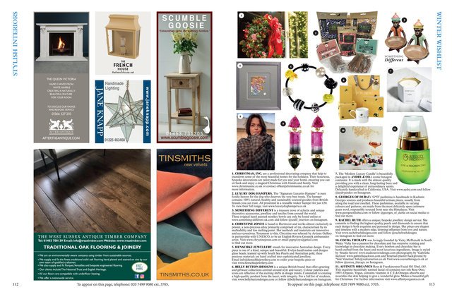 World of Interiors January 2020