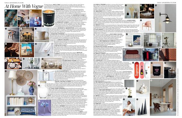 Vogue January 2021