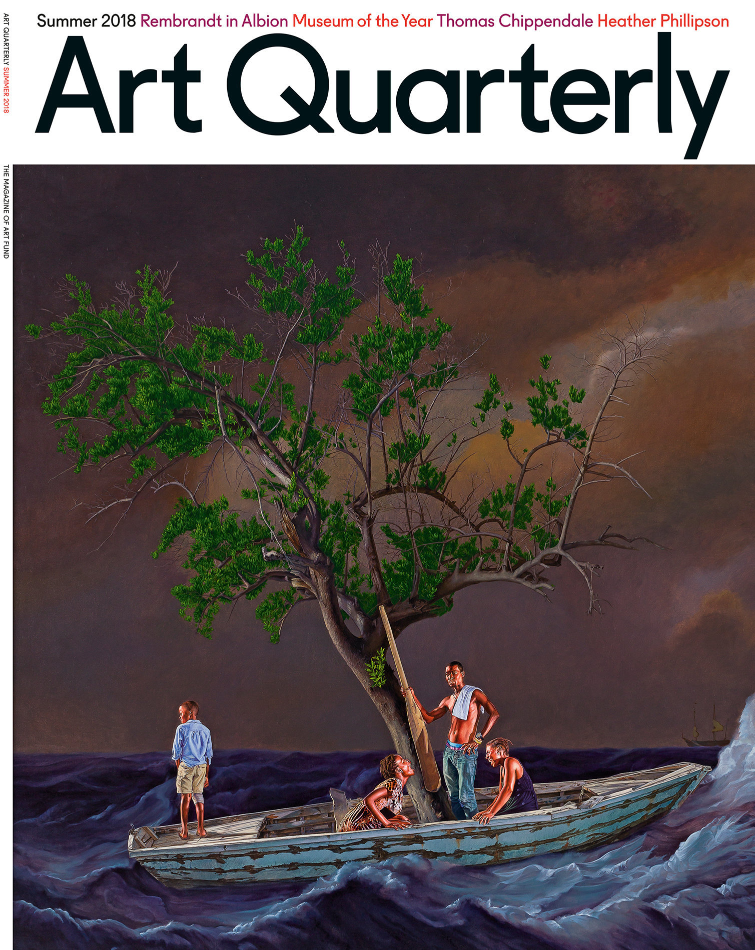 Art Quarterly Summer 2018