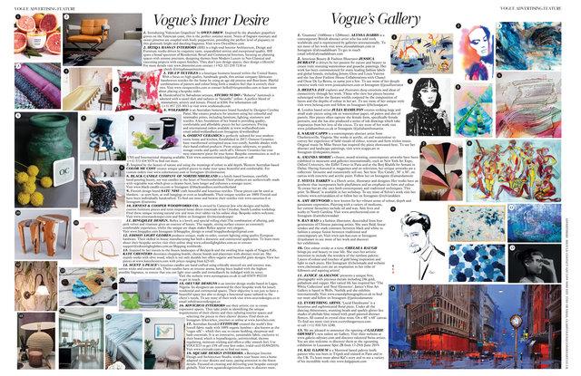 Vogue June 2019