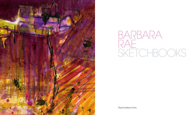 Barbara Rae - Sketchbooks