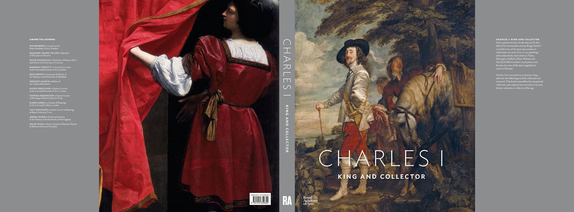 RA Charles I (King and Collector)