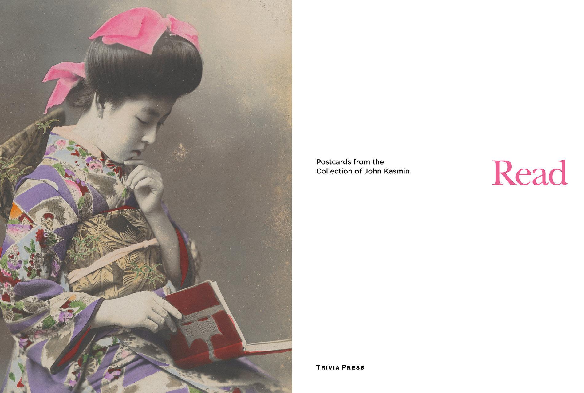 Kasmin's Postcards - Read