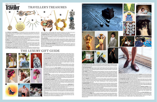 Traveller July - August 2020