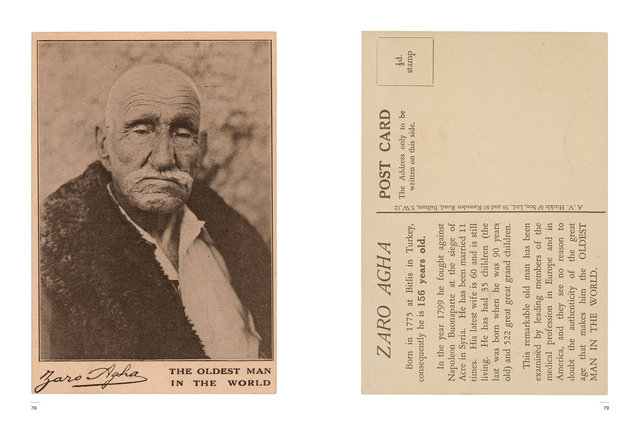 Kasmin's Postcards - Elders