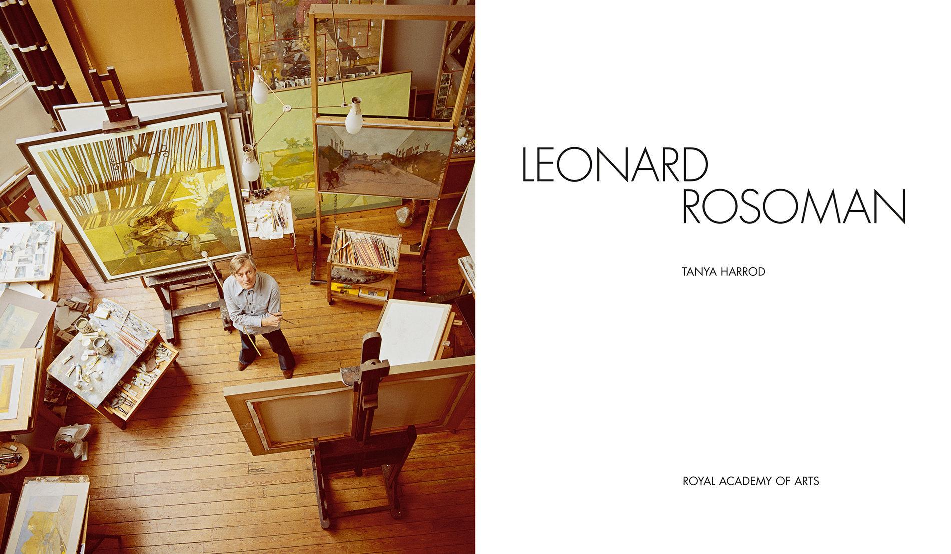 RA Leonard Rosoman