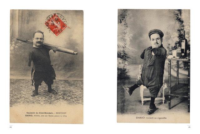 Kasmin's Postcards - Size