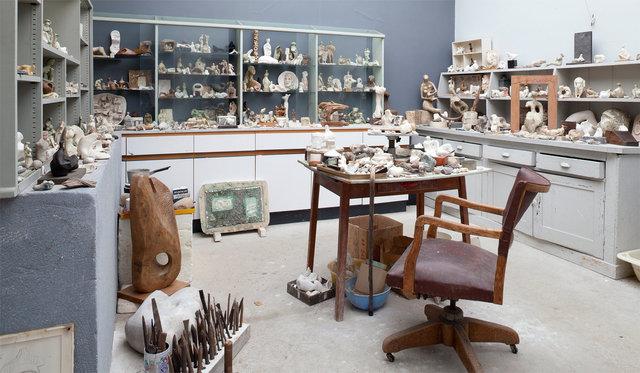 Henry Moore - Plasters
