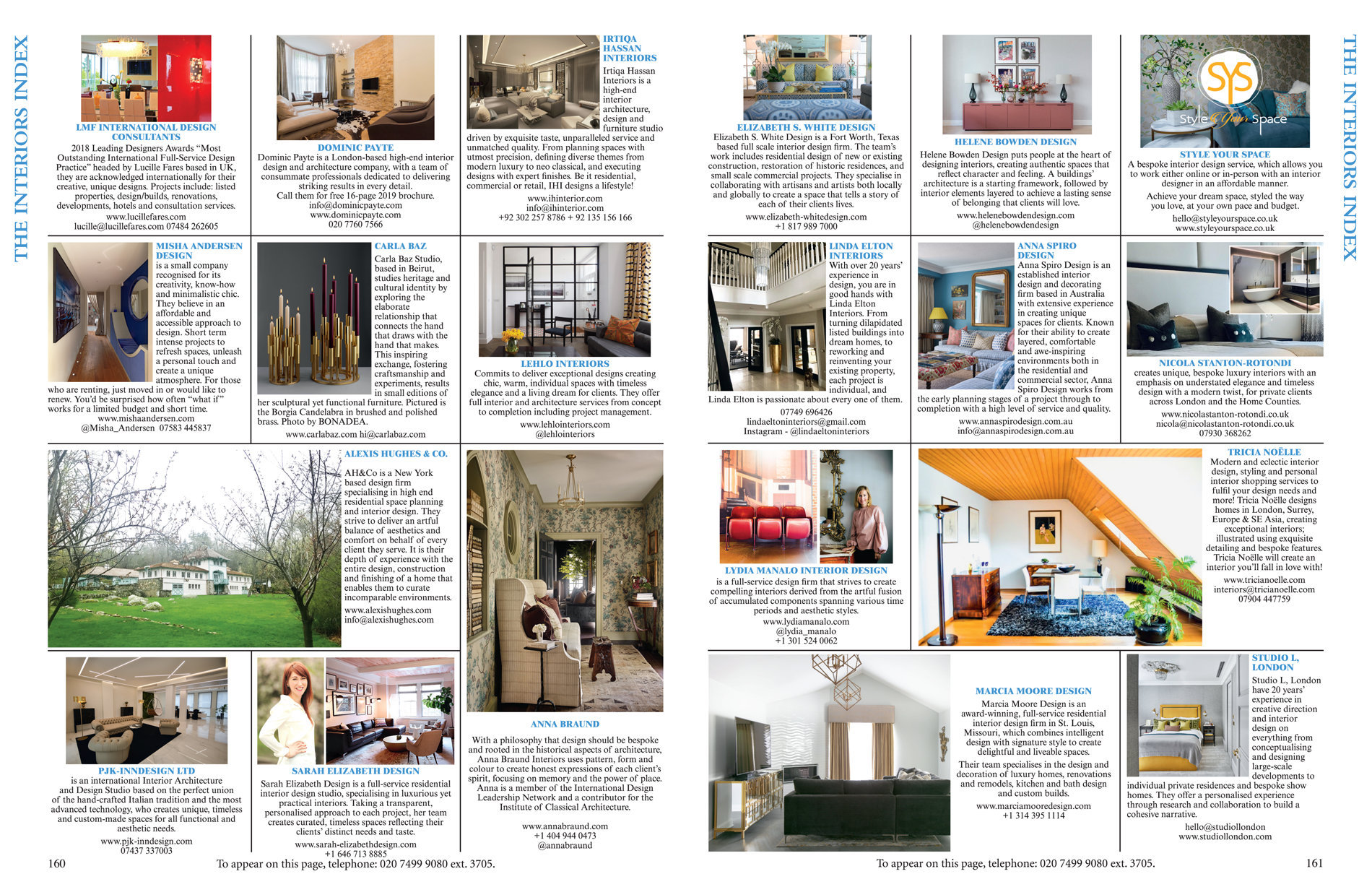 World of Interiors March 2019