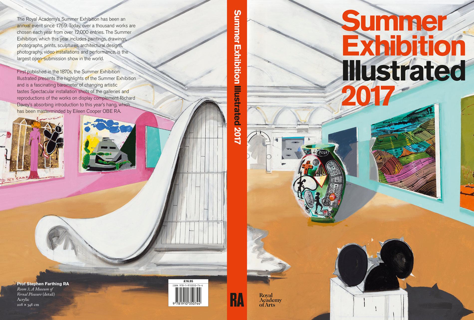 RA Summer Exhibition Illustrated 2017