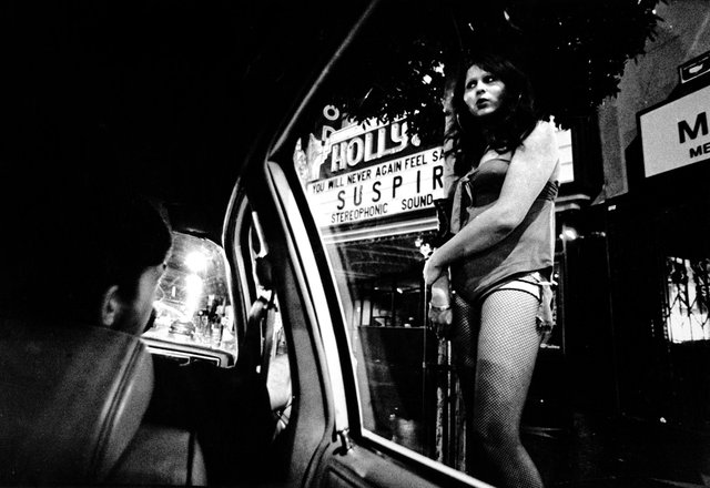 Hollywood Boulevard police car-Edit.jpg
