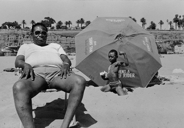 Santa Monica beach approximately Dec. 1, 1973.jpg