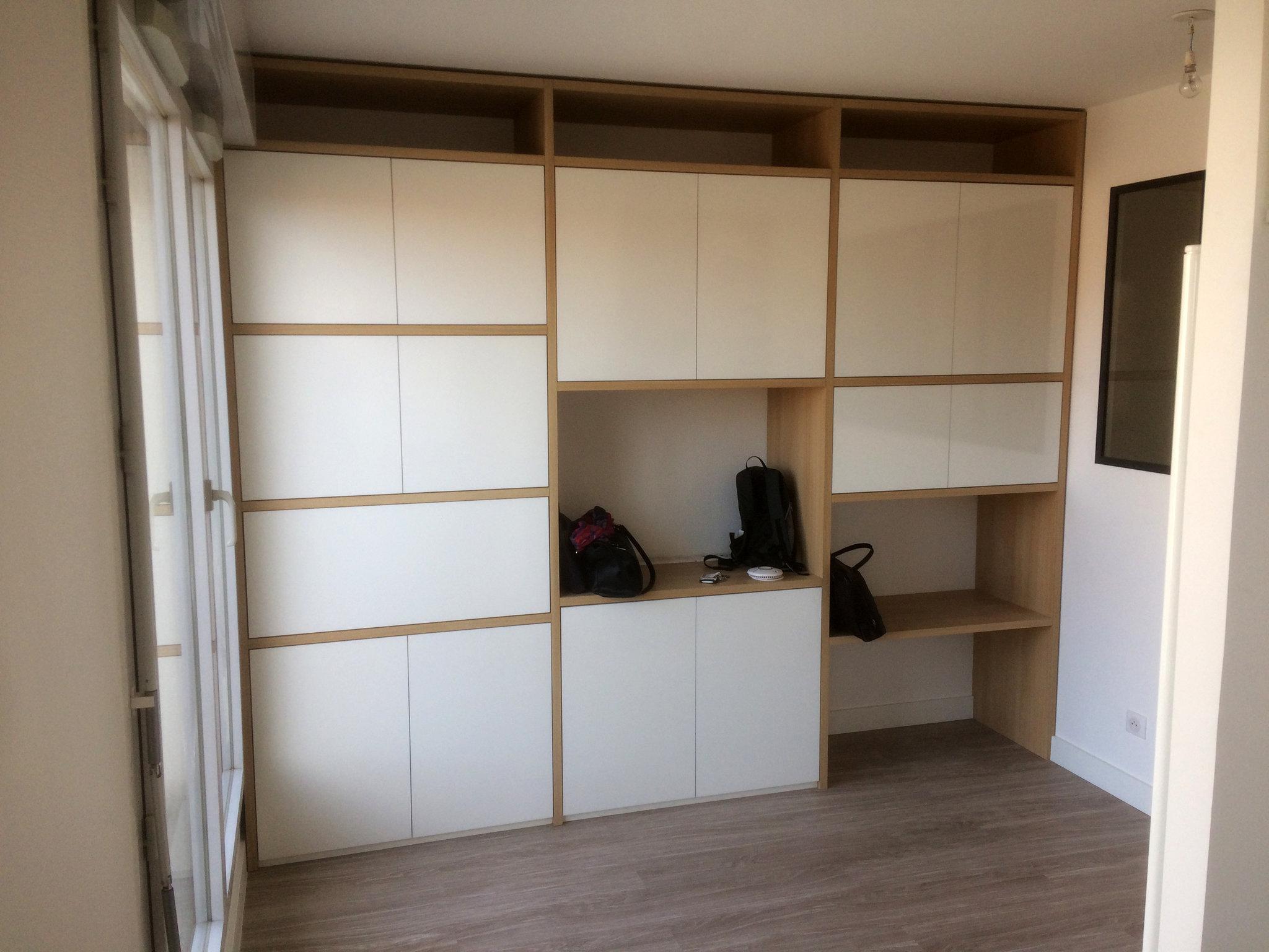 Rénovation / modification d'un studio