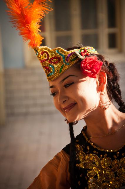 Uyghur Dancer