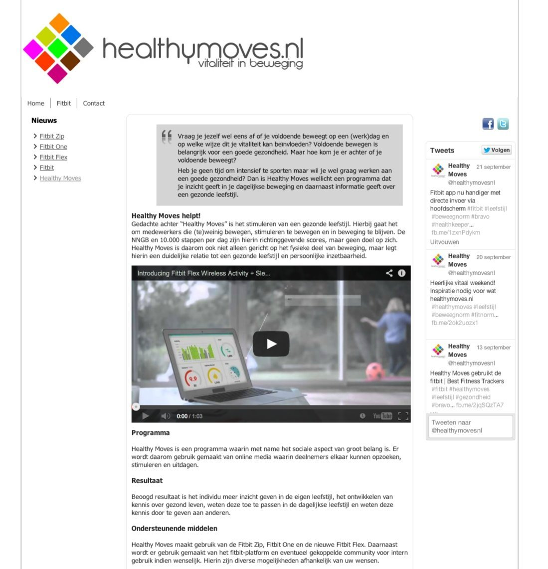 www.healthymoves.nl