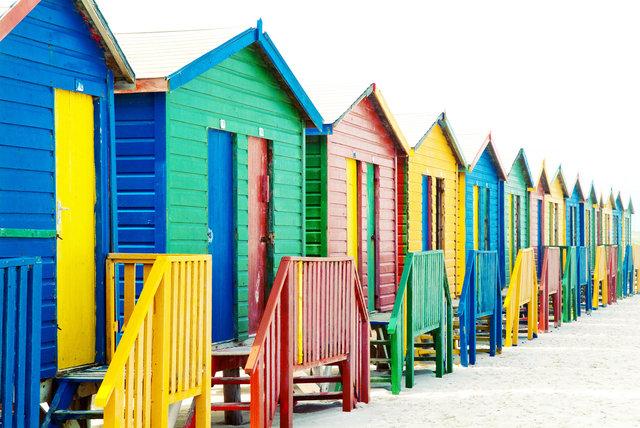 Beach Houses II