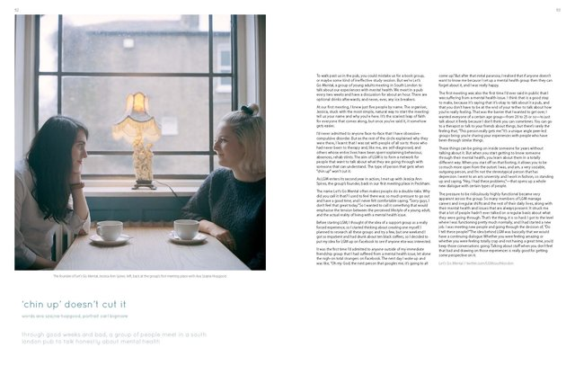 Oh Comely, Issue 19