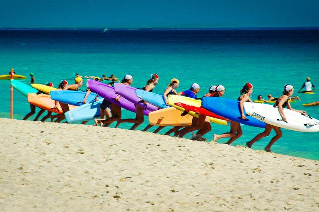 Board Race