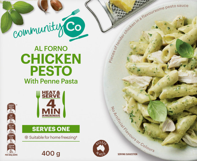 623947 CommunityCo Al Forno Chicken Pesto 400g 2 copy.jpg