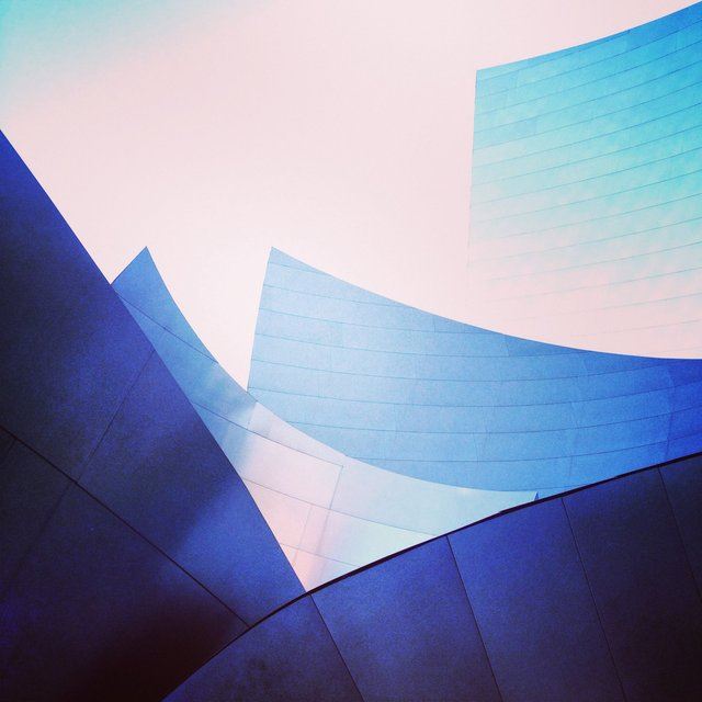 WALT DISNEY CONCERT HALL - PURPLE 7