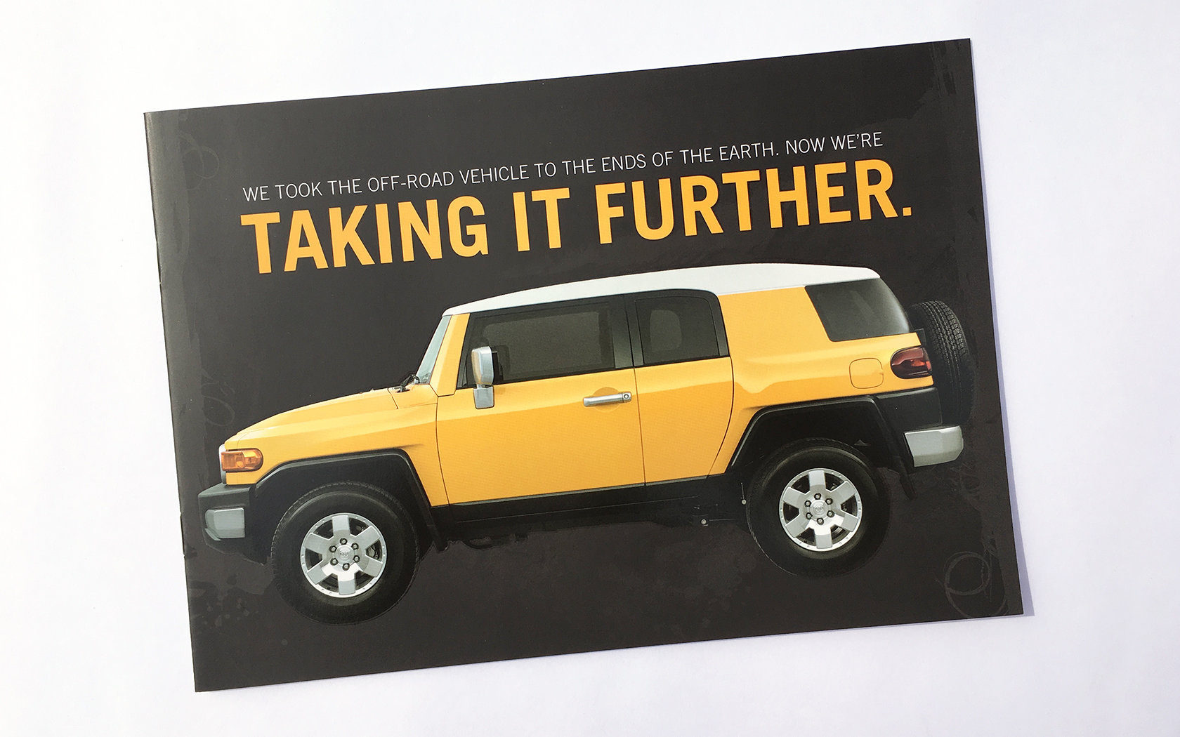 TOYOTA FJ CRUISER LAUNCH DM  5/11
