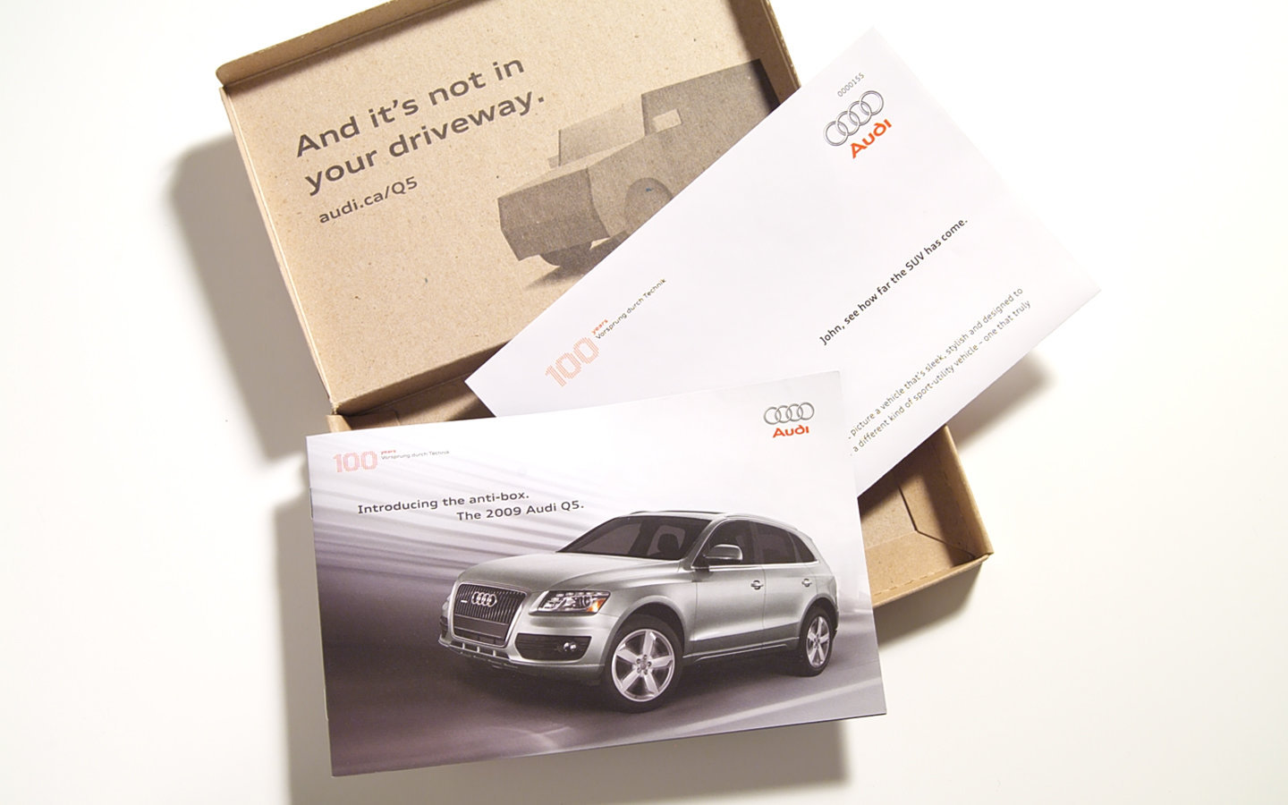 AUDI Q5 LAUNCH DM  2/4