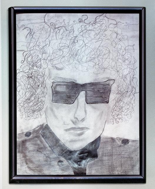 Bob Dylan detail