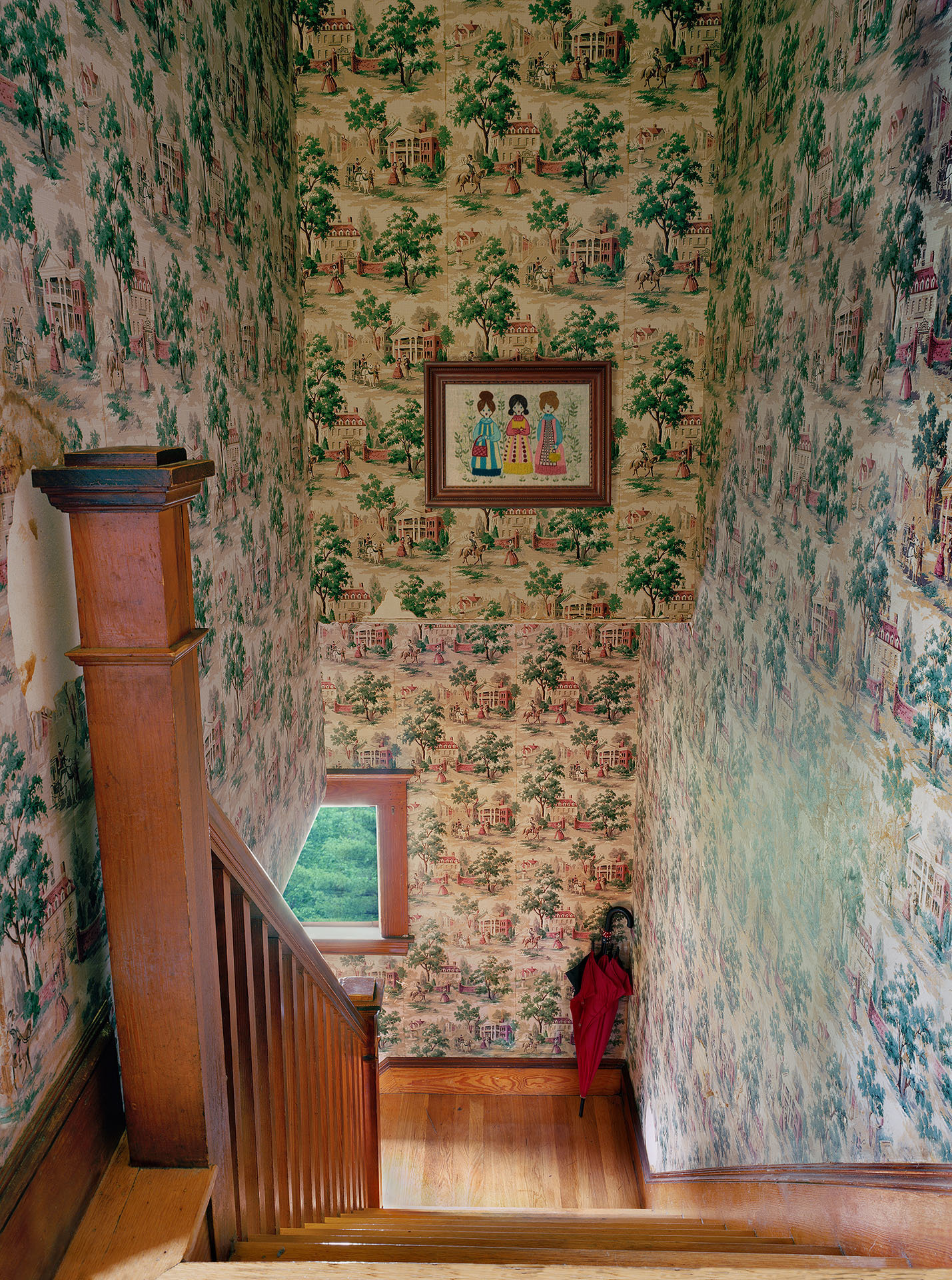 Plantation wallpaper, 2016