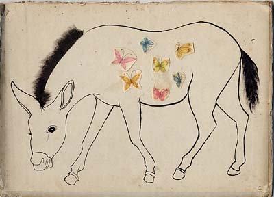 Even A Donkey Gets Butterflies (2010)