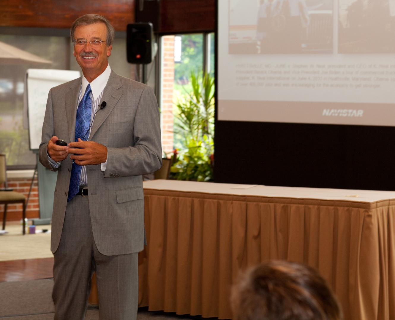 Dan Ustian-Chairman, President, and CEO Navistar