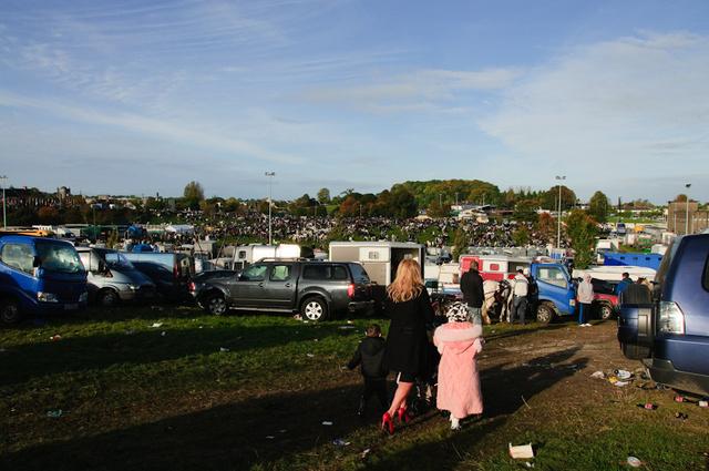 Horse Fair, Ballinasloe