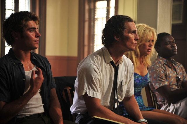 Zac Efron   Matthew McConaughey   Nicole Kidman  David Oyelowo