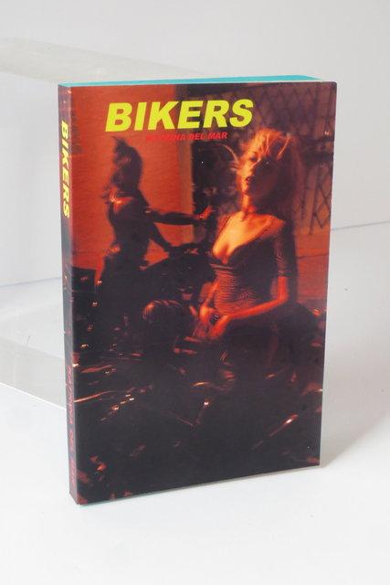 KATRINA DEL MAR_ handmade paperback book_2013