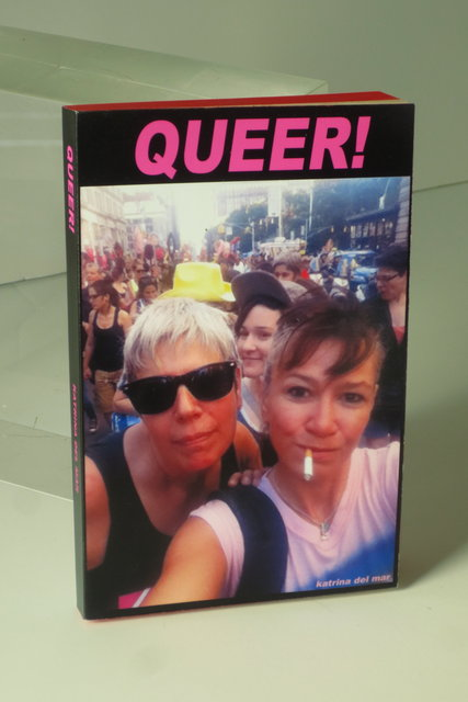 QUEER! Handmade Paperback Book 2013
