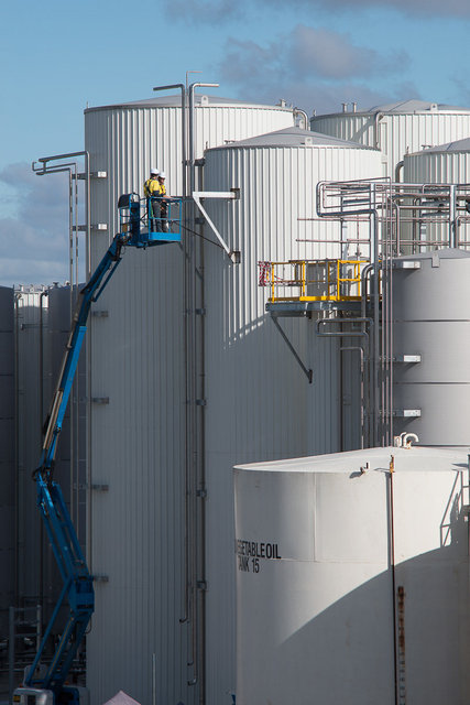 Graincorp Oils