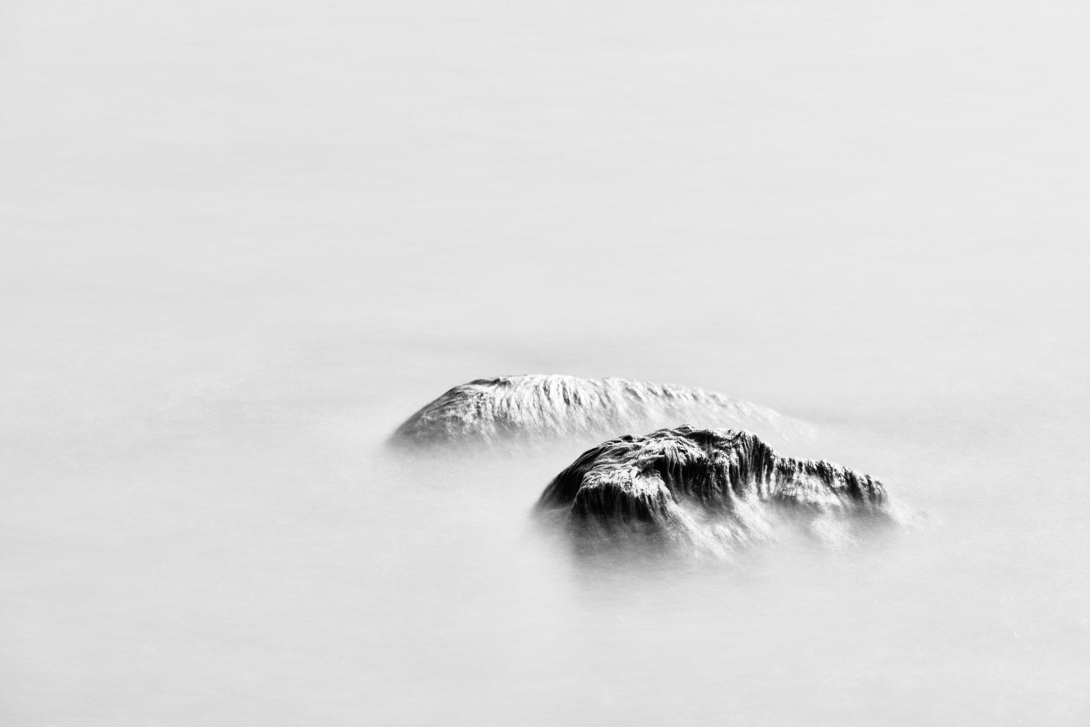 Mountains of the Sea III, 2016