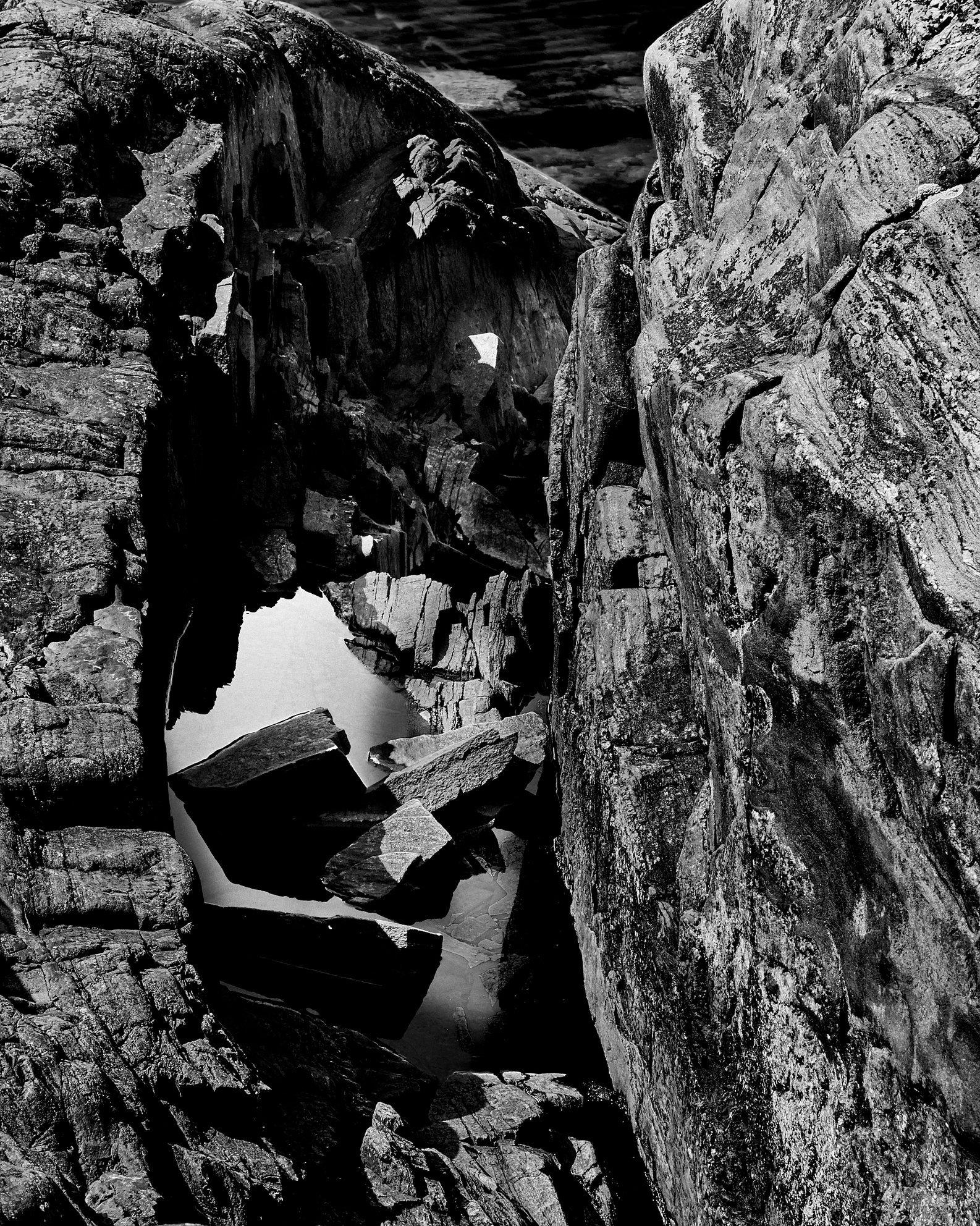 Cliffs Study I