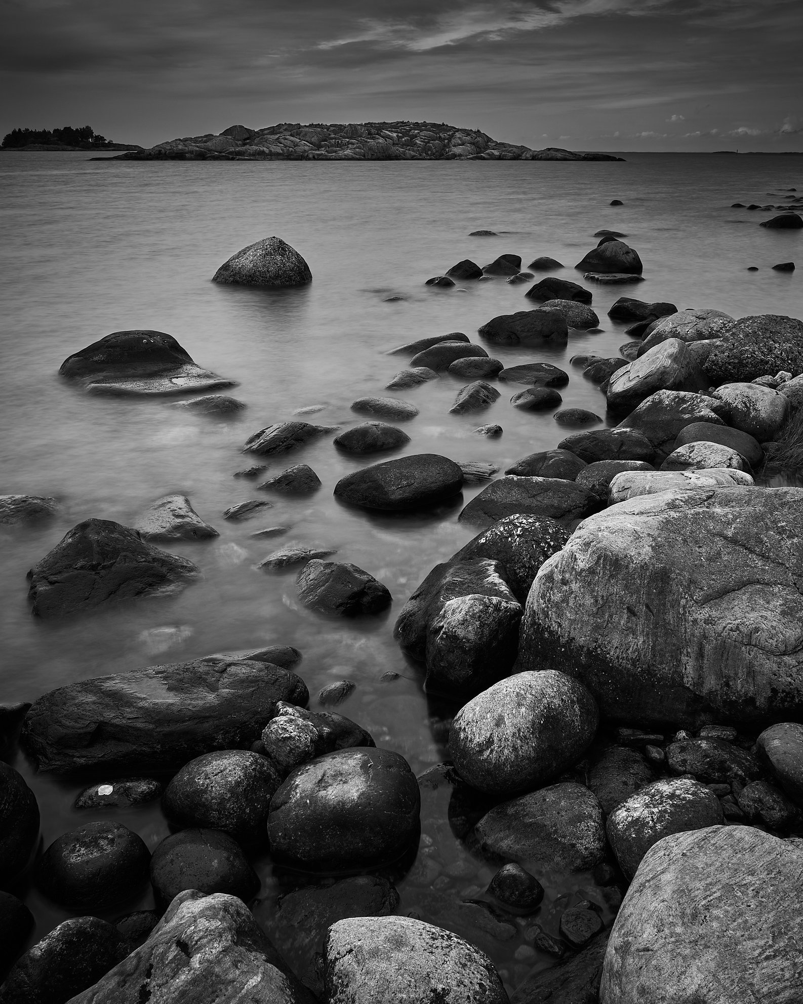Shore at Pamskatan I