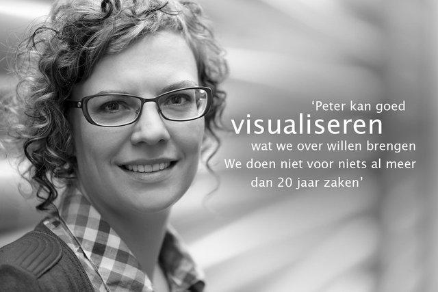 Esther Niemeijer werkt bij NNZ
