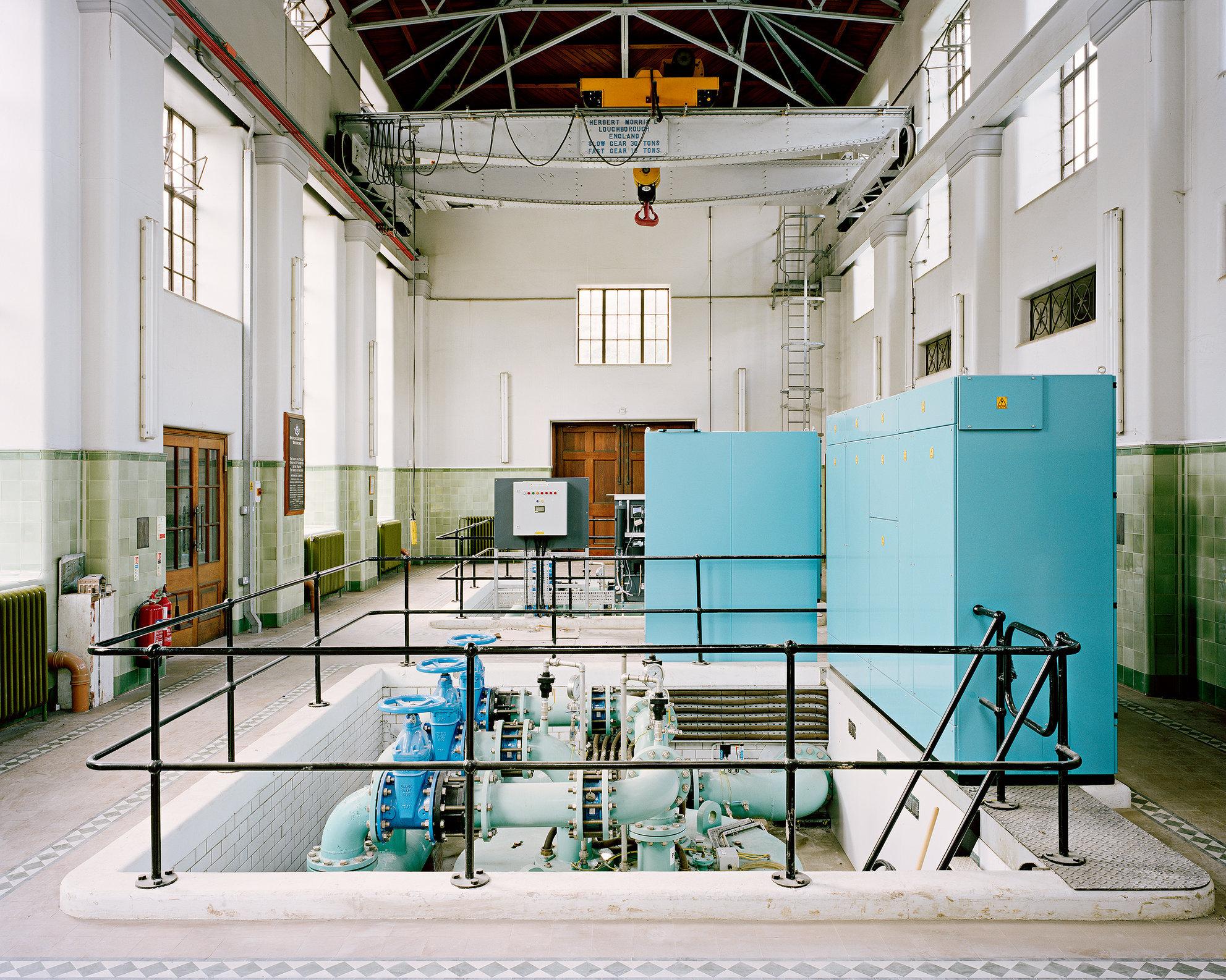 Water Supply Works, East Brighton
