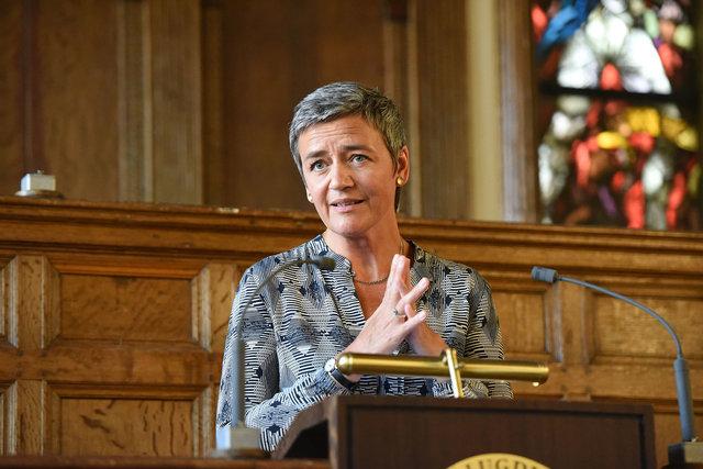 Margrethe Vestager, Europa Lecture 2017