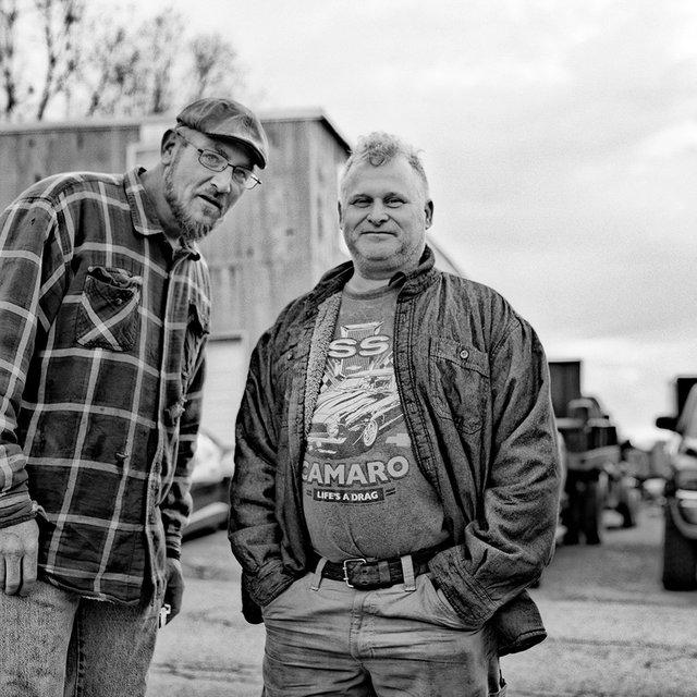 Troy Turpin & Paul Issacs, Hustonville, KY
