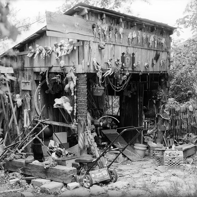 The Home for Wayward Babydolls, Elliottville, KY