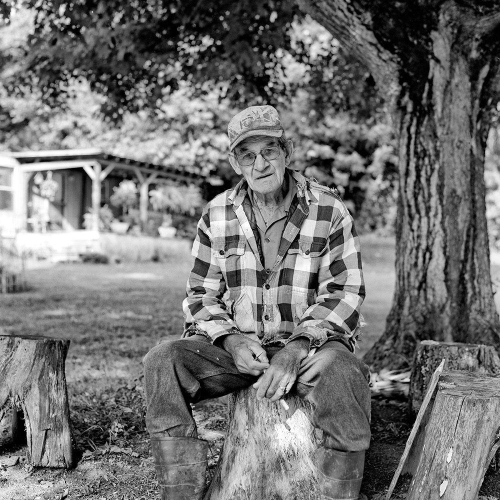 Harry Blythe, Maysville, KY