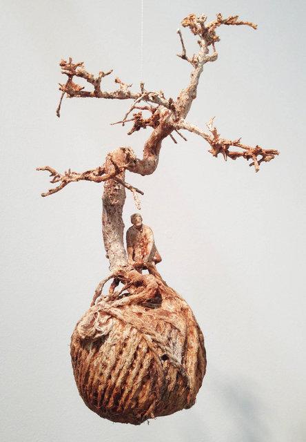 """Patrick Bergsma """"Kabel"""" 2013"""