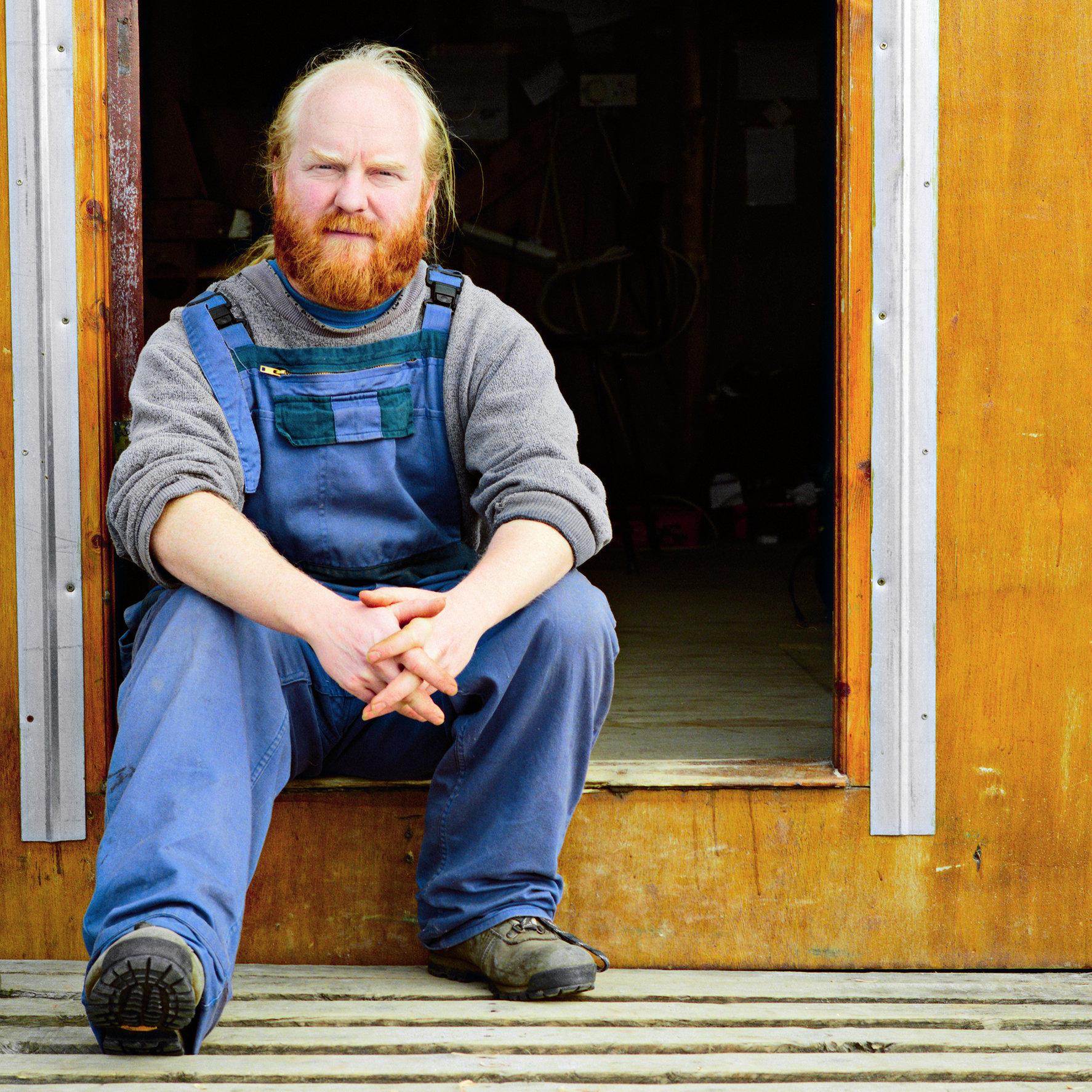 Aron Baker, Rossport Solidarity Camp