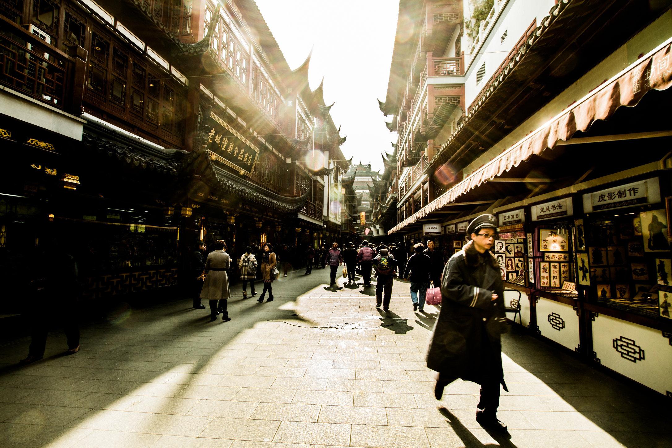 Shanghai, China. 2011.
