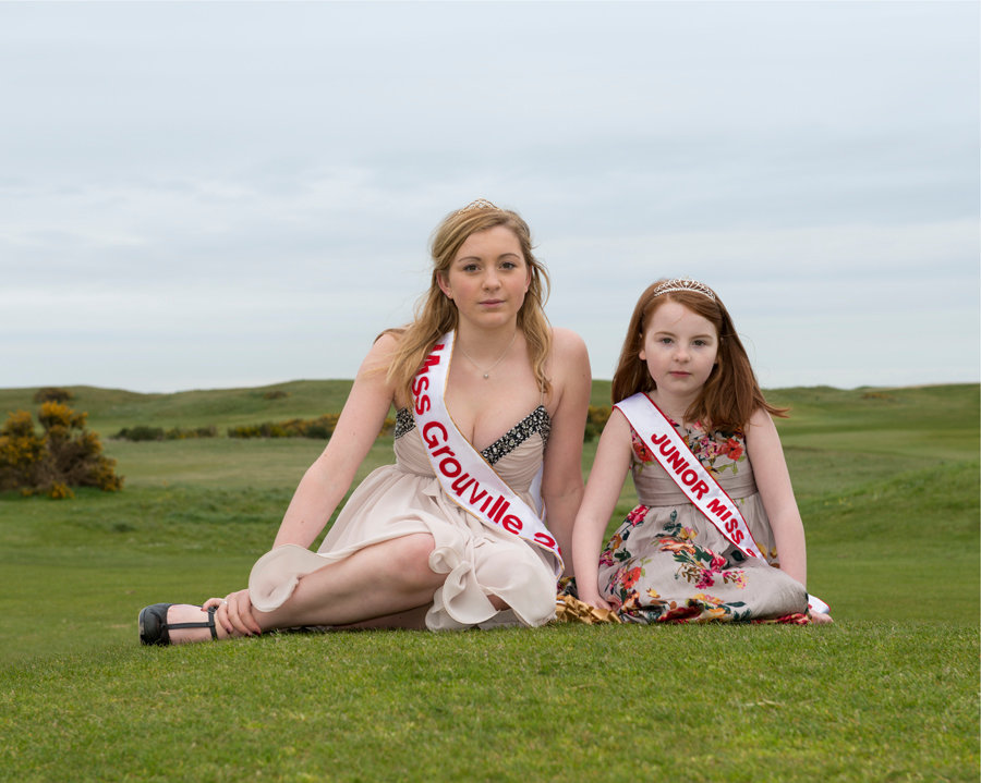 Ceri and Darcy, Miss & Junior Miss Grouville 2013.jpg