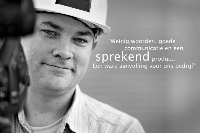 Marcel de Boer is eigenaar van AVE-solutions